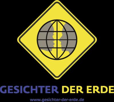 Gesichter der Erde Logo